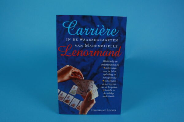 2015752 – Carriere in de Waarzegkaarten