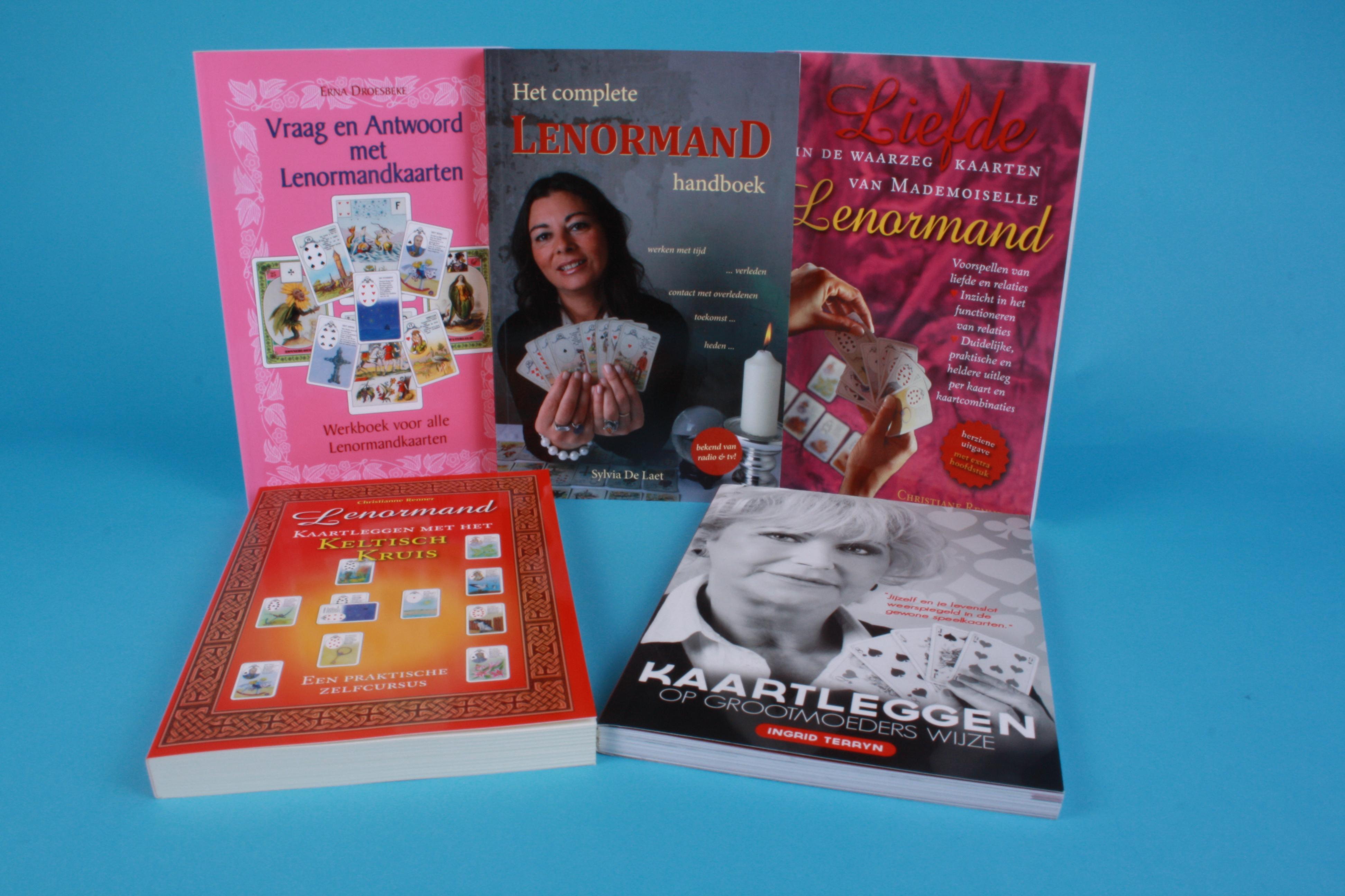 Lenormand/Zigeunerkaarten boeken