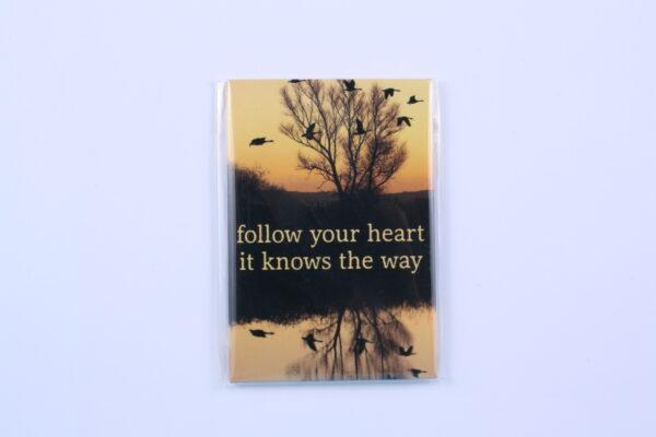 20161335 – Follow your heart