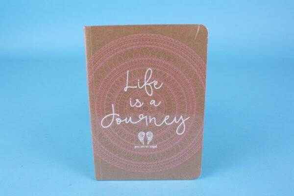 20162252 – Life is a journey klein boekje