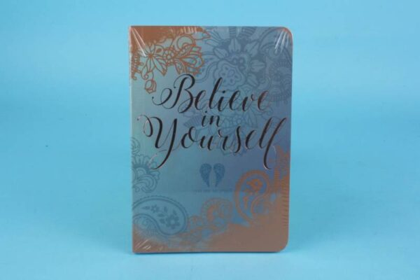 20172731 – 120321 Believe in Yourself