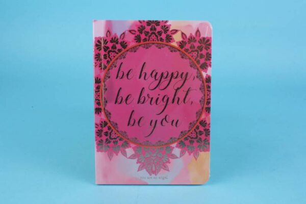 20172732 – 120322 Be happy be bright be you