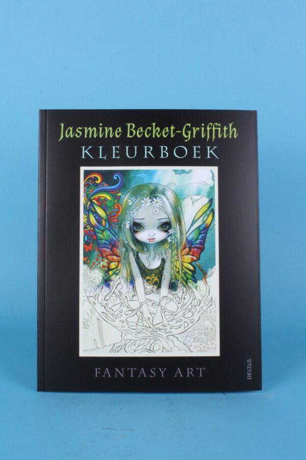 20172742 – Kleurboek Jasmine Griffith
