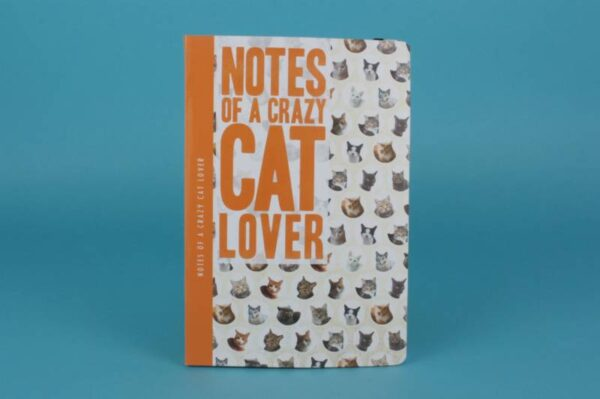 20173144 – 880015 Notes of a crazy cat lover