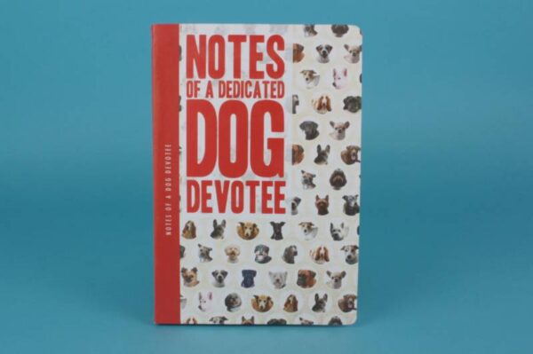 20173145 – 880016 Notes of a dedicated dog lover