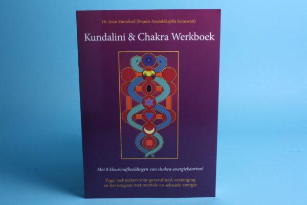 20173223 – Kundalini en Chakra werkboek