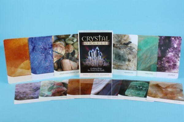 20173322 – Crystal Oracle