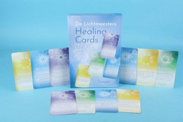 20183640 – Lichtmeester Healing Cards