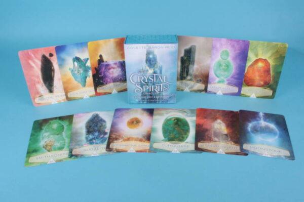 20193702 – Crystal Spirits oracle