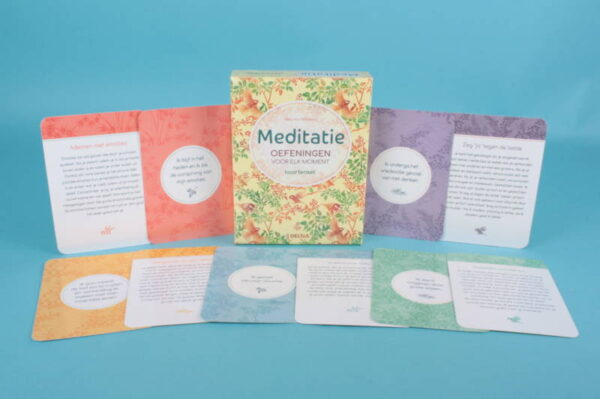 20193704 – Meditatie oefeningen